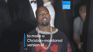 "Kanye West wants to make ""Jesus Tok"""