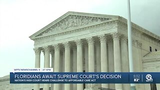 Florida residents await Supreme Court ruling on Affordable Care Act