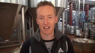 South Africa - Johannesburg - Mad Giant making award-winning beer (Video) (vM3)