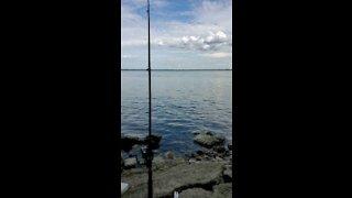 Chilling.fishing .