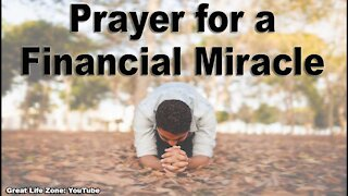 Prayer to Attract Money Powerful prayer for solving financial problems