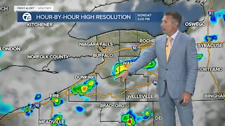 7 First Alert Forecast 5am Update, Monday, June 7