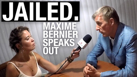 """""""It's not about health... it's all political repression"""": Maxime Bernier on COVID enforcement"""