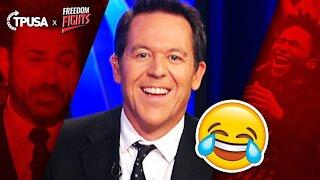Greg Gutfeld hilariously ROASTS Jimmy Kimmel