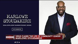 Beloved Detroit community leader Marlowe Stoudamire dies after contracting coronavirus