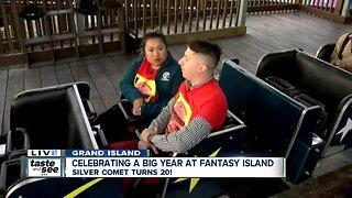 Silver Comet celebrates 20th anniversary at Fantasy Island