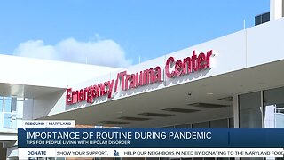 Importance of routine during pandemic
