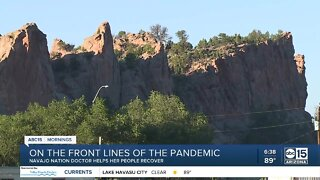 How the Navajo Nation is handling the pandemic