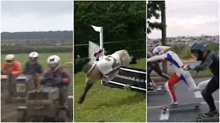 Dette er de merkeligste konkurranseløpene i verden