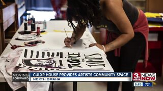 Culxr House provides community space for artists