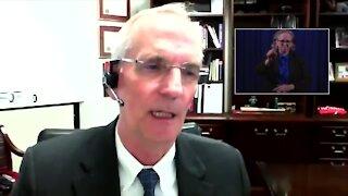 Governor DeWine, hospital leaders provide update on COVID-19
