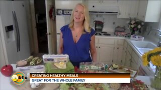 Creating healthy meals
