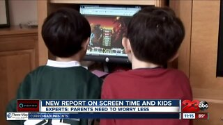 Tech Check: Worries about screen time