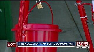Tulsa Salvation Army needs more donations