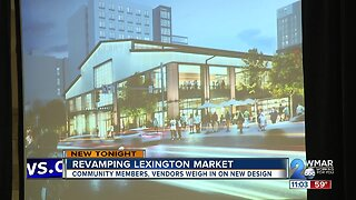 Revamping Lexington Market