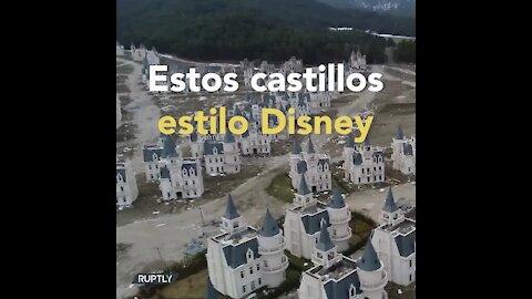 Castillos como los de Disney abandonados   Sabías que...