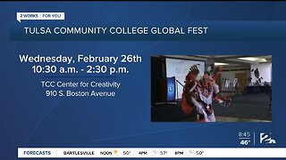 Free Global Festival with Food, Entertainment & More
