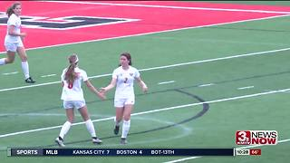 Westside girls soccer vs. Northwest