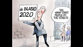 De blasio, the democrats, and genghis khan, who would destroy america quicker?