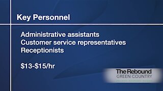 Who's Hiring: Key Personnel