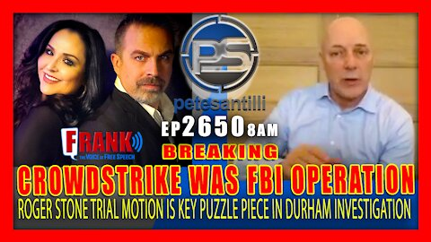 EP 2650-8AM ROGER STONE'S TRIAL MOTION IS KEY PUZZLE PIECE IN DURHAM INVESTIGATION