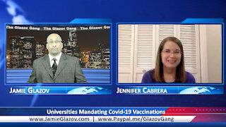 Universities Mandating Covid-19 Vaccinations.