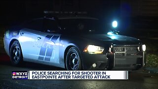 Eastpointe police investigating after man, woman shot near 9 Mile