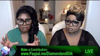 Diamond and Silk on Live