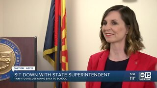 ABC15 goes 1-on-1 with State School Superintendent