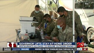 Assemblyman Vince Fong discusses governor's decision to lift stay-at-home order