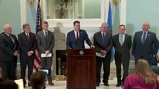 Governor, Commissioner of Health to Provide Update on Oklahoma's Coronavirus Preparedness Efforts