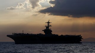 U.S. Aircraft Carrier In Guam Asks For COVID-19 Help