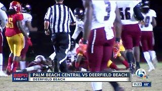 Palm Beach Central vs Deerfield Beach