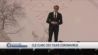 Cleveland Clinic CEO talks Coronavirus and prevention