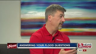Answering your flood questions