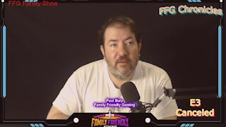 FFG Chronicles E3 Canceled