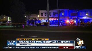 Shooting in Coronado under investigation