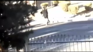 Las Vegas police: Man fought officer before shooting