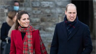 Prince William And Kate Middleton Share New Family Christmas Photo