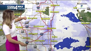 Heavy snow continues Sunday morning for SE Wisconsin