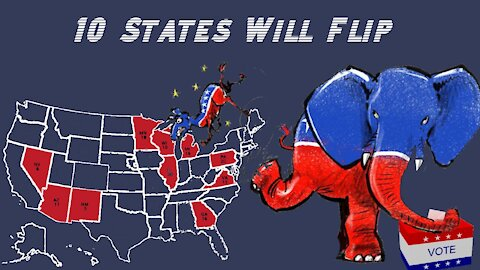 FRONTLINES #562- 10 States Wll Flip