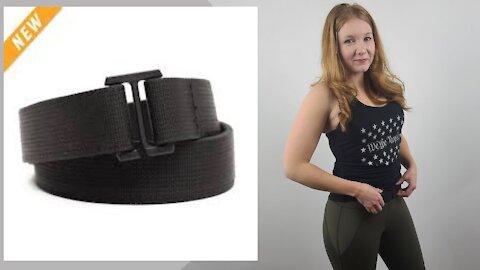 Minimalist Gun Belt | Vedder's New V3 Gun Belt