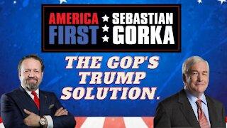 The GOP's Trump solution. Lord Conrad Black with Sebastian Gorka on AMERICA First