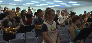 Foothill High School band, choir to perform in France for D-Day anniversary