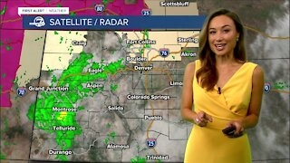 Cooler, wetter weather for Colorado Saturday