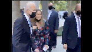 Joe Biden Heckled on 9/11