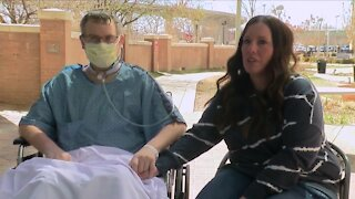 COVID-19 patient receives first COVID-related lung transplant in Colorado