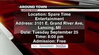 Around Town 9/24/18 - Ladies Night