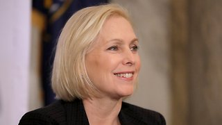 Sen. Kirsten Gillibrand Announces 2020 Presidential Bid