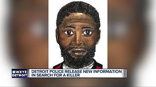 Police search for killer of young Detroit woman